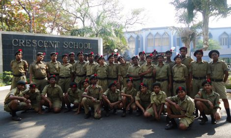 NCC | NSS | SCOUTS & GUIDES